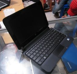 jual netbook 2nd hp mini 110-3546tu