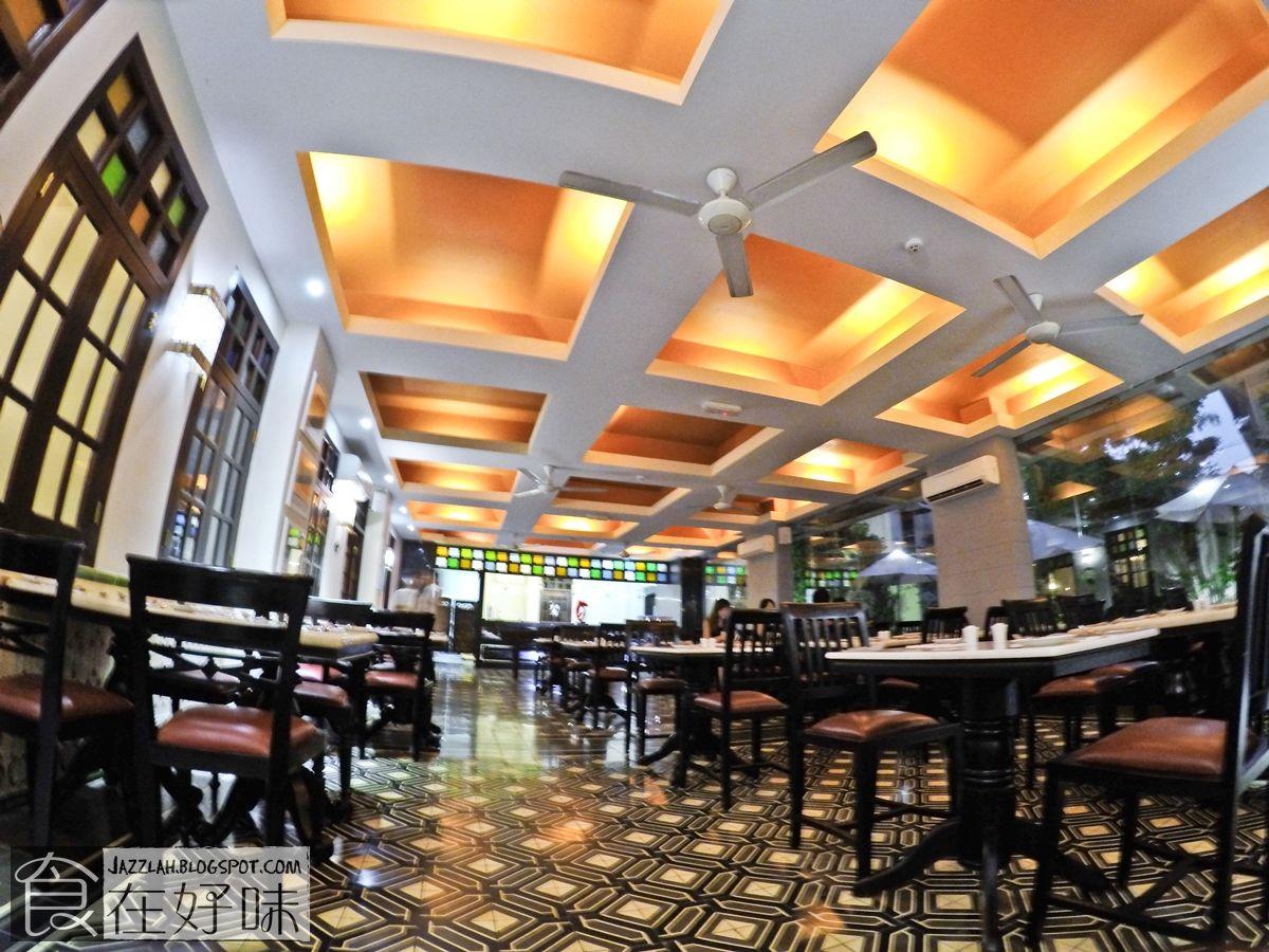 The Cinnamon Restaurant Tanglung Bar