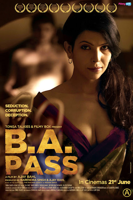 """Extreme Hot """"B.A. Pass"""" Full Movie Download Online (2013)"""