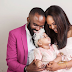 Check Out Noble Igwe's Beautiful Family Photos As Daughter Turns One Year Old