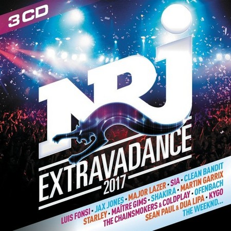 Download [Mp3]-[Hot New Album] รวมเพลงสากลซิงเกิ้ลใหม่ แนวแด๊นซ์ อัลบั้ม NRJ Extravadance Summer (2017) CBR@320Kbps 4shared By Pleng-mun.com