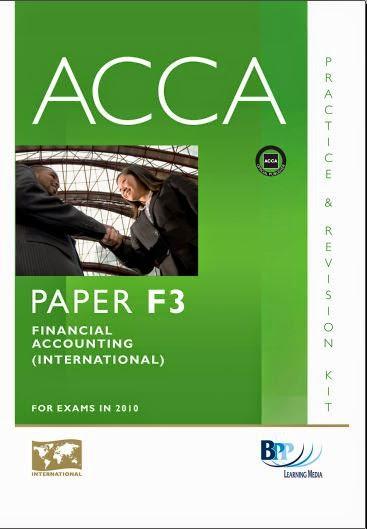Acca f3 partnership