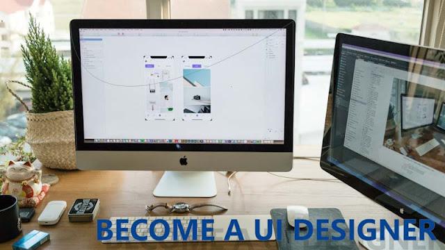 how to become a successful ui designer, path to become a ui designer