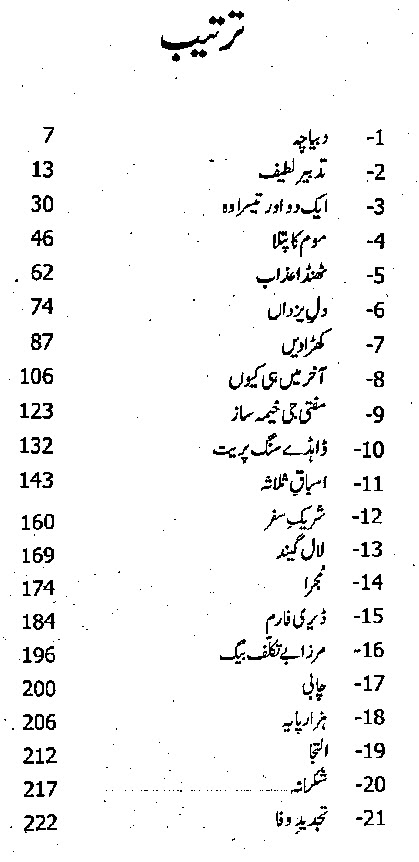 Free download Urdu Short Stories Dast Basta