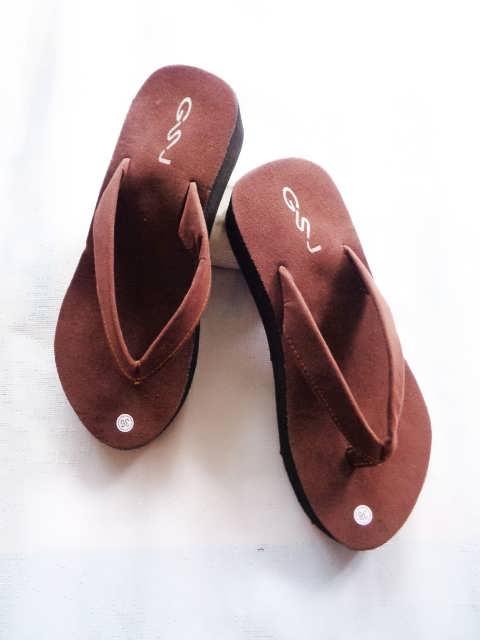 Grosir Sandal Wedges - Pusat Sandal Tangerang