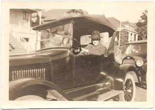 William Bean California cars 1920s