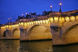 Tour por París gratis :Ponte neuf