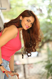 Tollywood Actress Ashwini Latest Stills in Ripped Jeans  0081.JPG