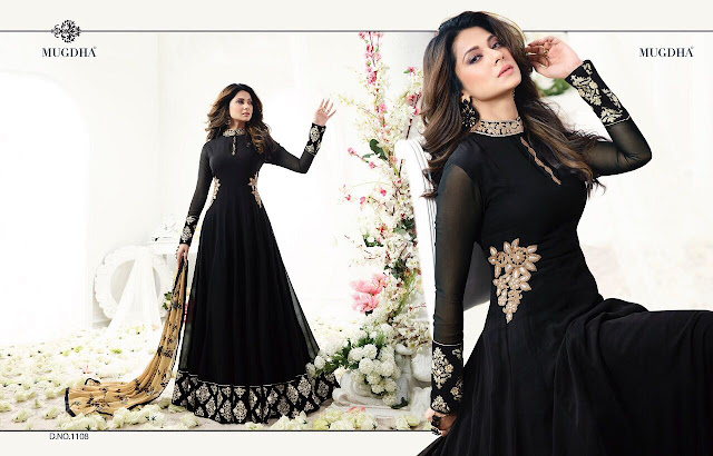 Buy Online Party Wear Anarkali Salwar Suit at Low Price.