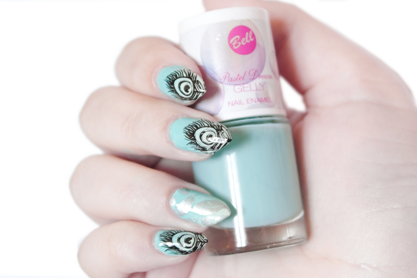 PASTEL DREAM Gelly Nail Enamel nr 03