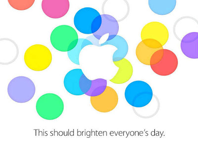 Apple's September 10 Event Invitation