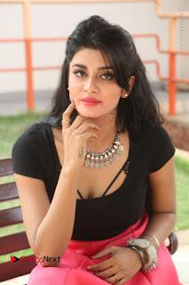 Telugu Actress Harini Stills at Dhyavudaa Movie Teaser Launch  0282.JPG