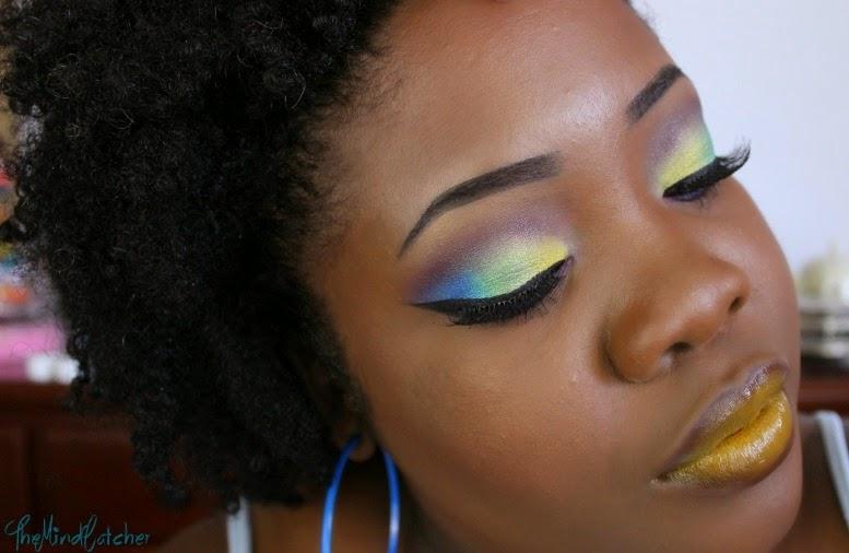 yellow lipstick on dark skin - photo #8