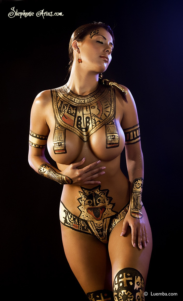 Cosplay Nude Babes