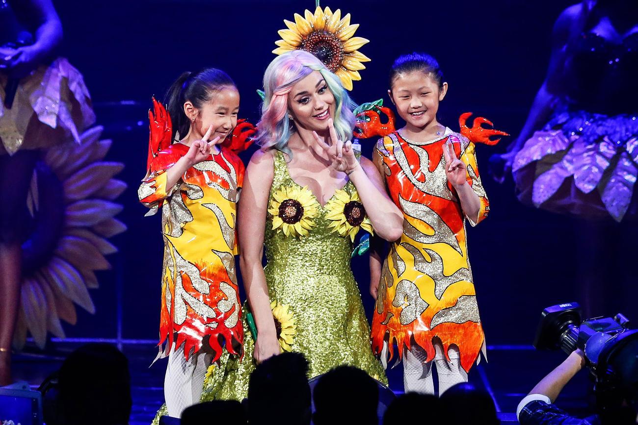 Resultado de imagen de Katy Perry china