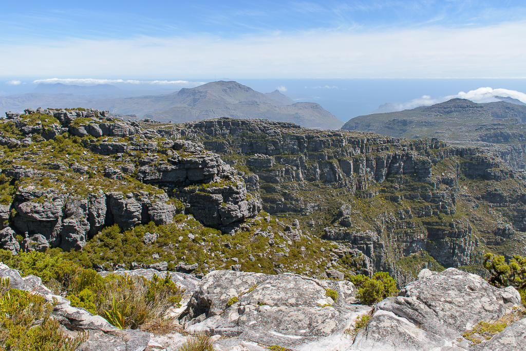 images of table mountain cape town south africa scenery and attractions