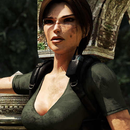 Tomb Raider: The Ruins by SKing-TRF
