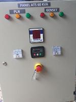melayani pembuatan dan service panel genset otomatis