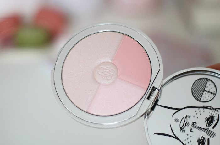 guerlain heart shape strobing palette review