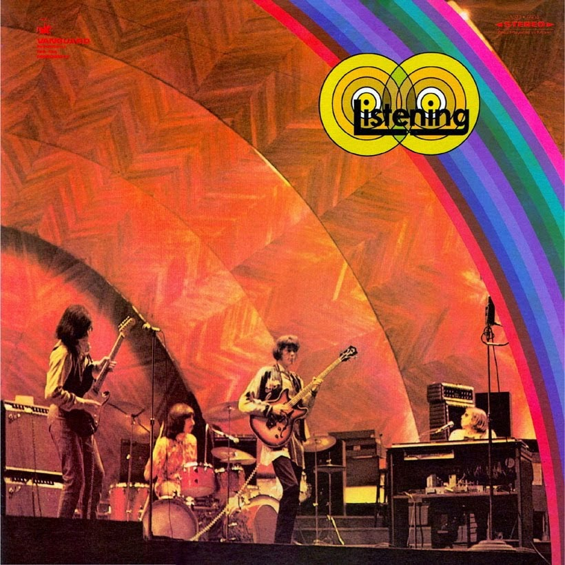 Listening LP front 1968