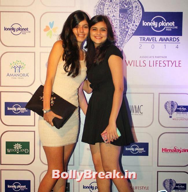 Lonely Planet Magazine India Travel Awards 2014, Evelyn Sharma sizzles at Lonely Planet Magazine India Travel Awards 2014