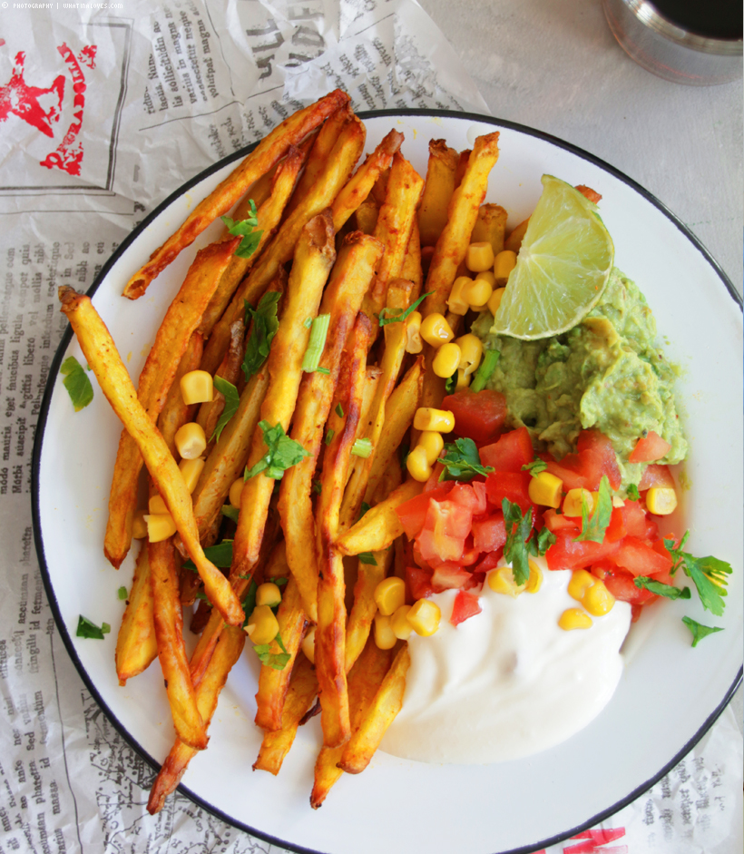 Mexican style Fries | whatinaloves