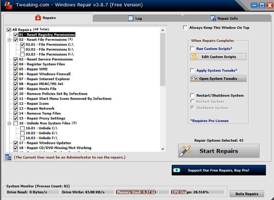 ـ برنامج صيانة الويندوز Windows Repair 3.9.12 أخر أصدار Windows+Repair.png