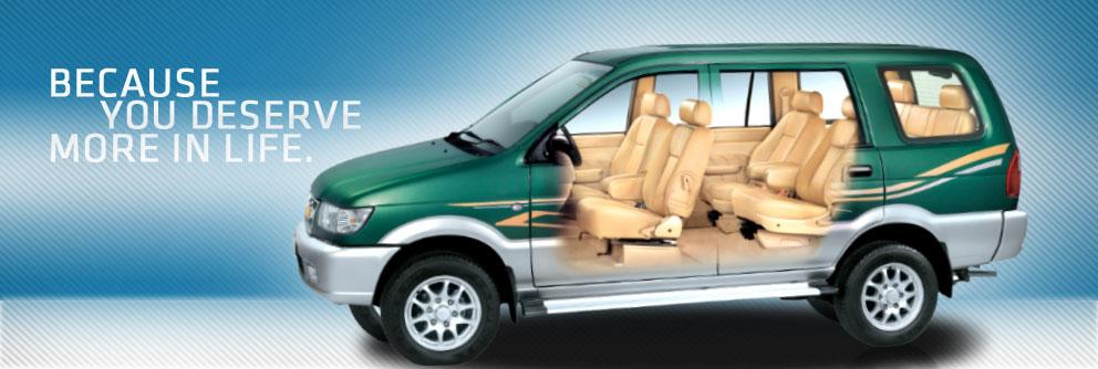 Cars Modified Chevrolet Tavera Neo 2