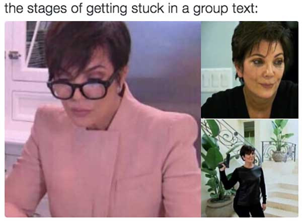Funny Meme For Group Chat : Memes for anyone who s ever been in a group chat with jerks
