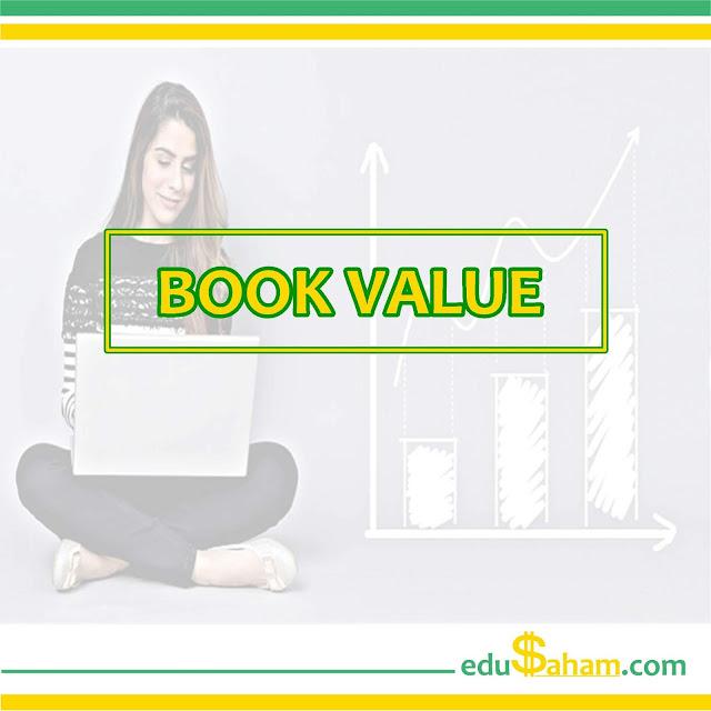 Nilai Buku (Book Value) Perusahaan di BEI Tahun 2014