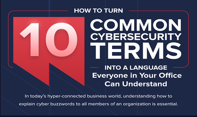 How to Turn 10 common Cybersecurity Terms