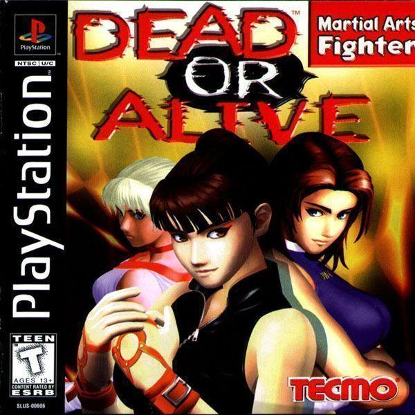 DEAD OR ALIVE [SLUS-00606]