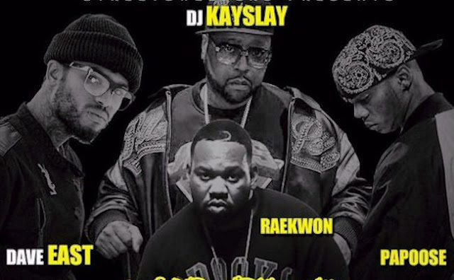 Video: DJ Kay Slay ft. Dave East, Raekwon & Papoose – Microphone Murderers