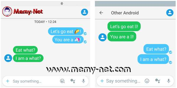 "The ""Bluetooth Chat"" application for Bluetooth chat runs on Android, iPhone and Windows Phone"