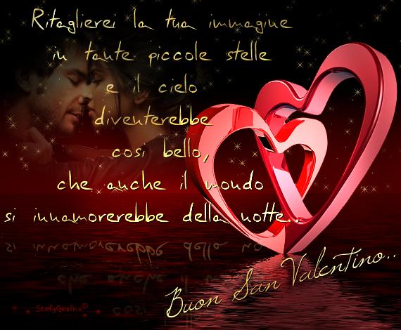 Molto Foto E Frasi Di San Valentino ZA86