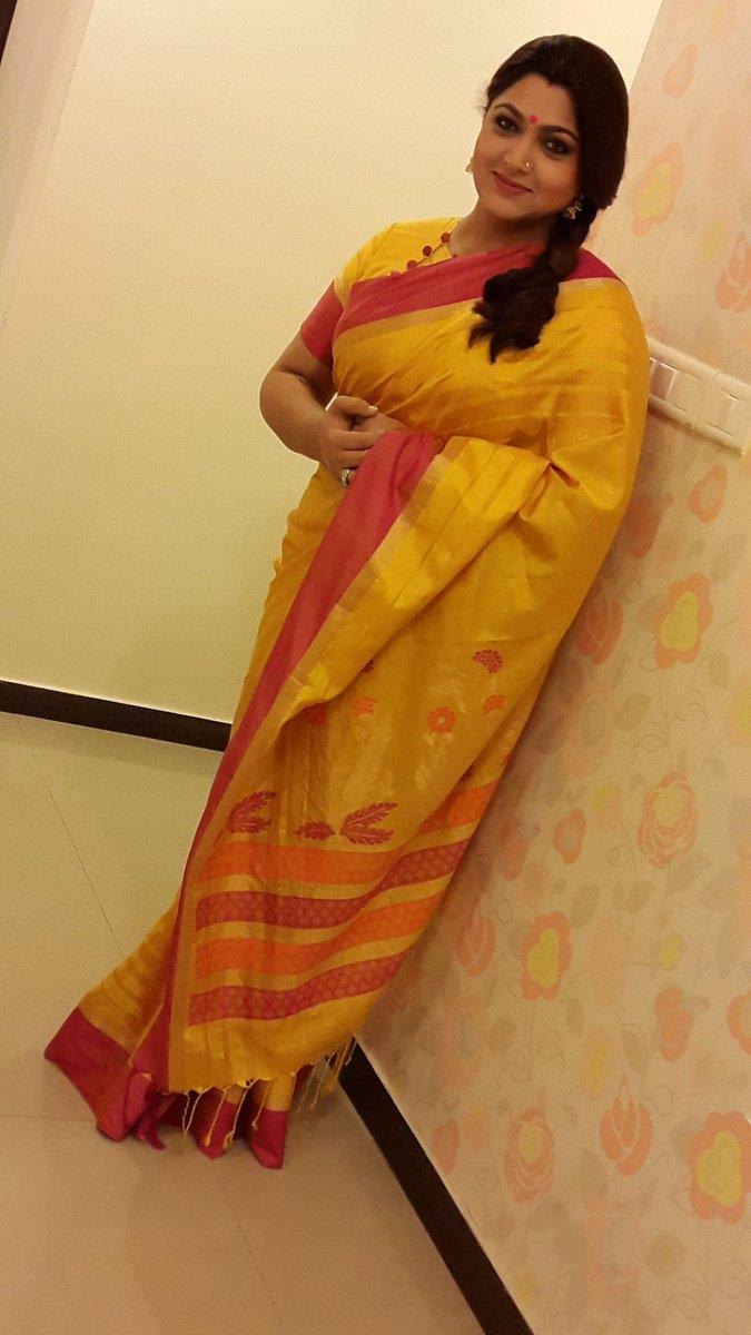 Actress KhushbuSundar Latest HD Images