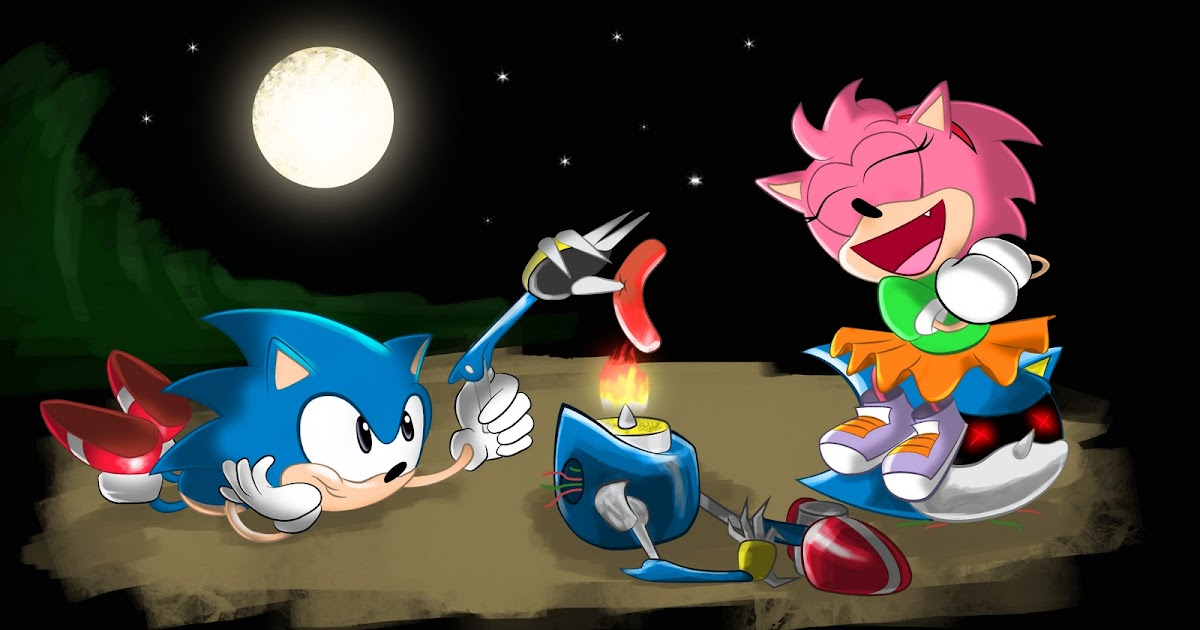 Tricky E; Ricky Earl Animation: Sonic CD Fan Art Competition