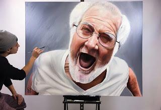 How Did Angry Grandpa Die?