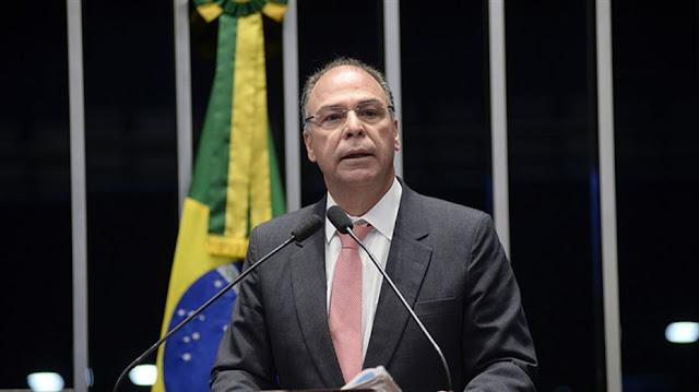 Liderança do Governo Temer: sai Bezerra Coelho e volta Romero Jucá