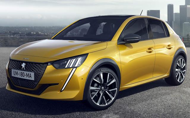 Novo Peugeot 208 1.2 Turbo Automático 2020