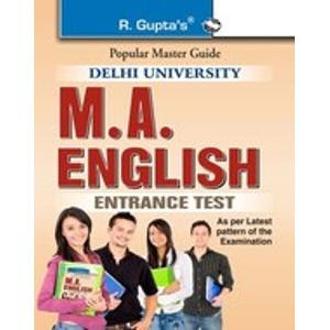 Download Free books PDF for JNU MA English Entrance Exam