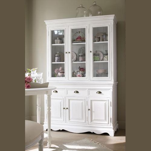 dekolor en busca y captura vitrinas y alacenas blancas. Black Bedroom Furniture Sets. Home Design Ideas