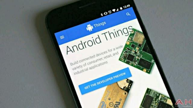 اخبار اليوم غوغل تعلن عن إطلاق افضل نظام التشغيل Android Things الجديد