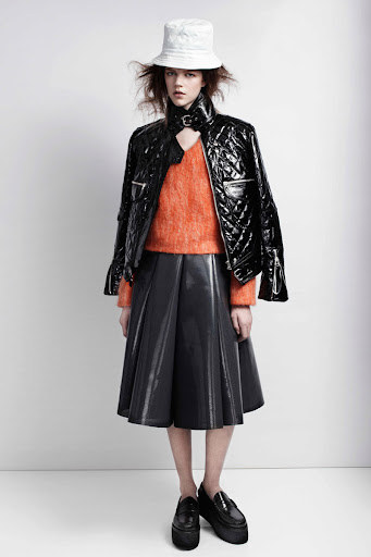J. W. Anderson Autumn/Winter 2012/13 [Women's Collection]
