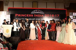John Aham, Bhagyashree, Subhash Ghai and Amyra Dastur Attends Princess India 2016 17 Part2 007.JPG