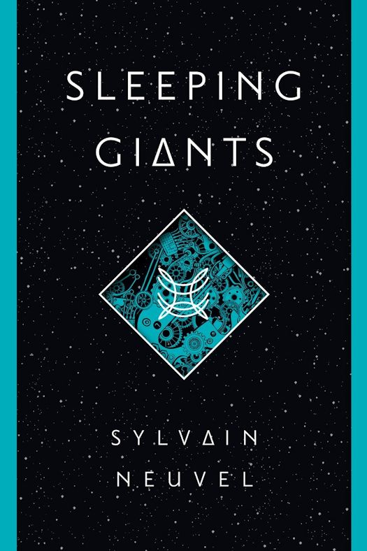 Interview with Sylvain Neuvel, author of Sleeping Giants