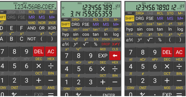 تحميل الالة الحاسبة casio fx-991es للاندرويد