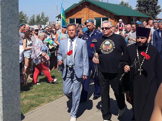День Воздушно-десантных войск отметили в Нижнем Новгороде