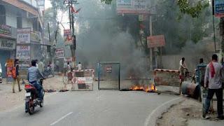 transport-affected-in-bihar-bharat-bandh