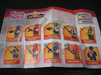 Power Rangers Super Samurai Mega Bloks Flyer 01